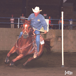 Ken and Perky - Central Point OR Pole Futurity 2008