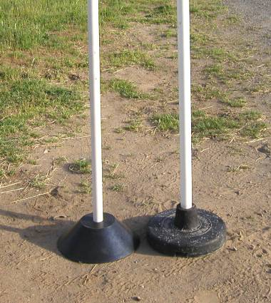 ONeil and Blackwood Pole Bases